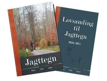 Afholte Jagttegn udkommer nu også som E-bog - Danmarks Jægerforbund DX-95